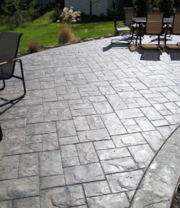 stamped concrete company near me