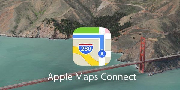 how to get on apple maps