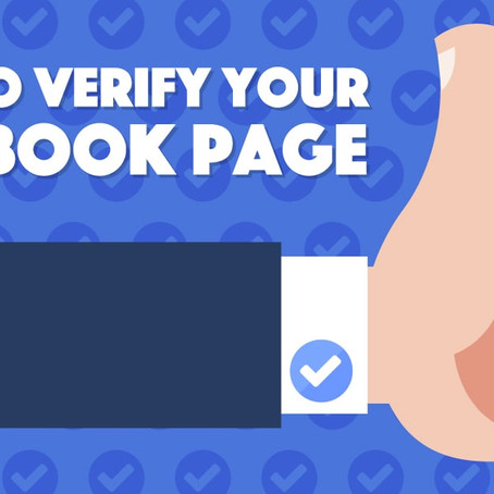 How To Verify Your Facebook Business Page.