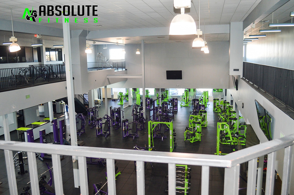 new gym in fort worth