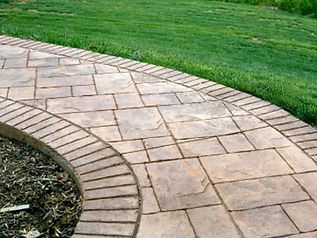 stamped concrete euless texas
