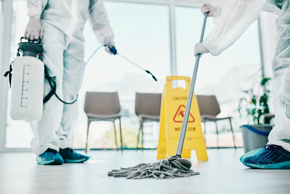 Covid floor cleaning services in Las Vegas, Nevada