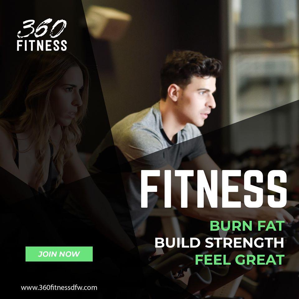 360 fitness gym in Keller, Texas