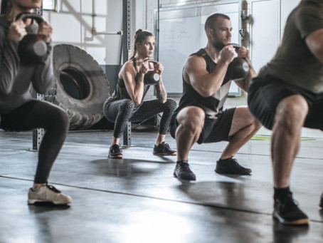 Discover the 8 Benefits of Group Fitness Training
