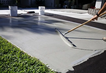 concrete driveway expansion or repair in dallas/fort worth texas