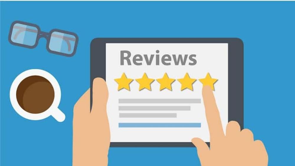social media and google reviews