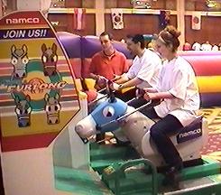 Final Furlong Racing Simulator