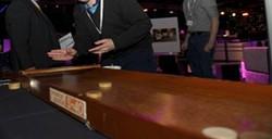 Pub Games - Shuffle board