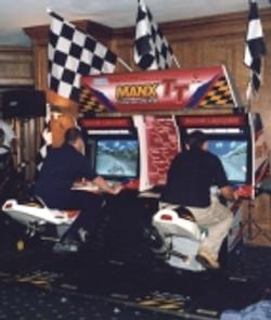 Sega Rally Simulator