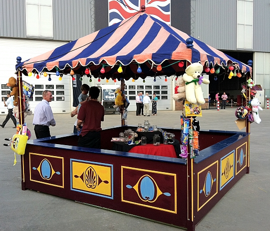 Fairground Stalls
