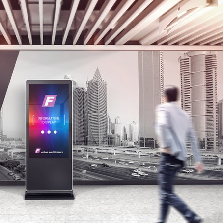 FIVE THINGS WE LEARNED ABOUT DIGITAL SIGNAGE DURING THE PANDEMIC