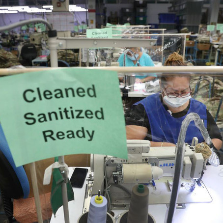 Twelve Post-Pandemic Supply-Chain Trends for 2021