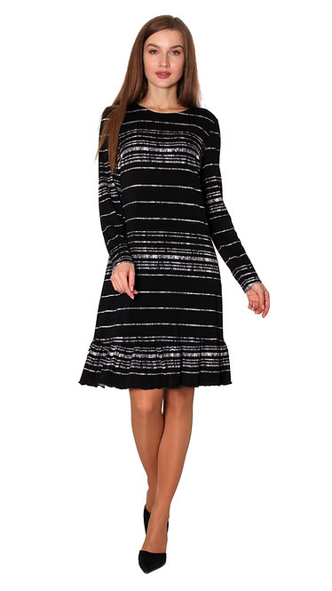 П 895 Платье FON трикотаж
