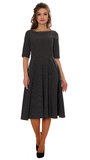 А 507/2 Платье Tar бисер