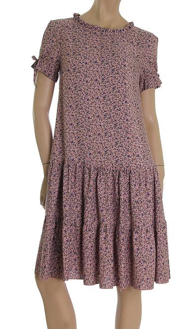 А 622 Платье ALTU корица