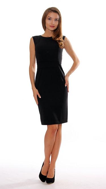 П 600 Платье ДИАНА черный