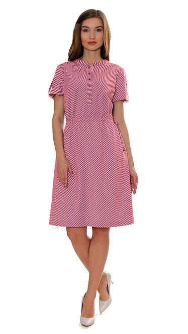 А 452 Платье ONIX розовое