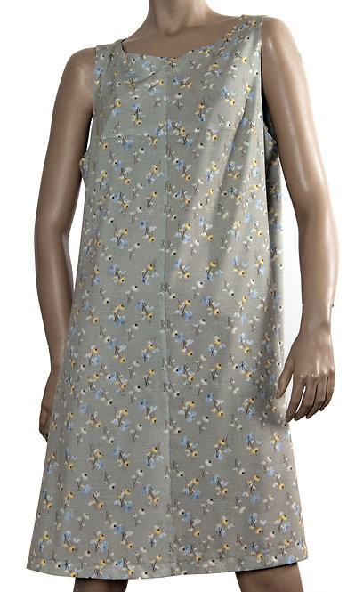 П 884 Платье ODA