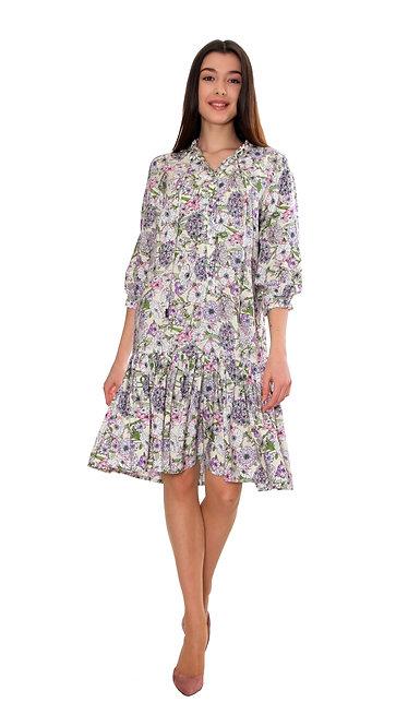 А 610 Платье ALSY штапель