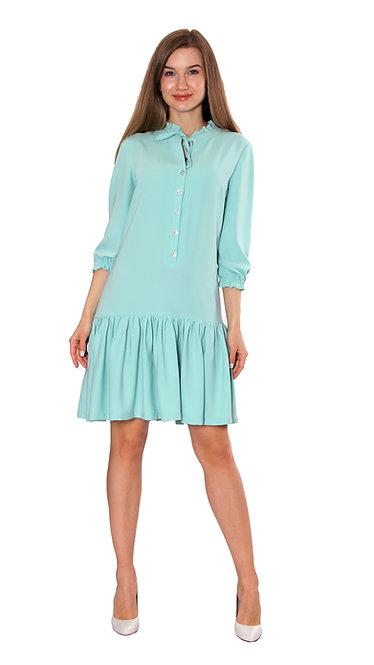 А 610 Платье ALSY мята