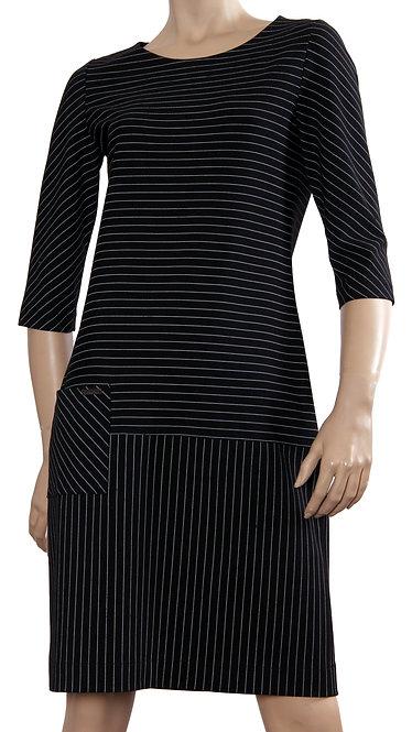 П 900 Платье POL черное