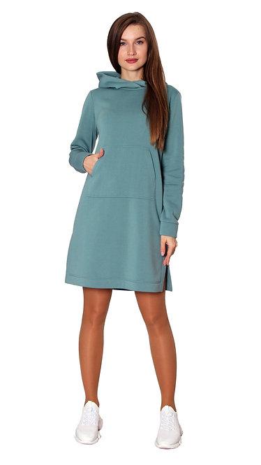 П 910 Платье SPORT мята