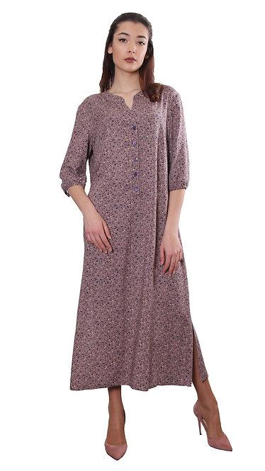 А 520 Платье LAETE корица
