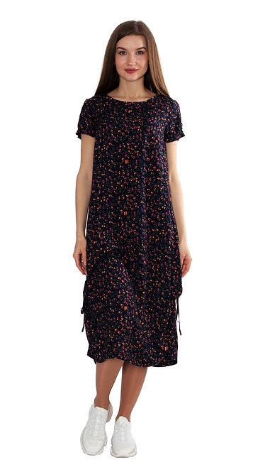 А 621 Платье CLAT мозаика