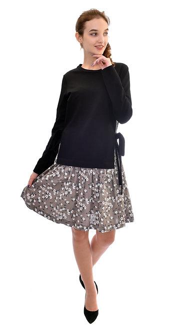 А 603/1 Платье Zip коттон