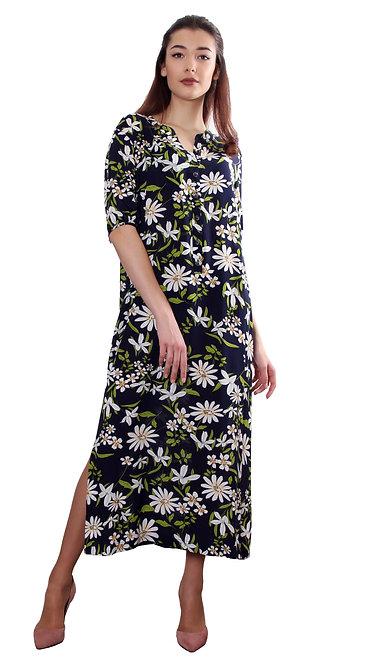 А 520 Платье LAETE ромашка