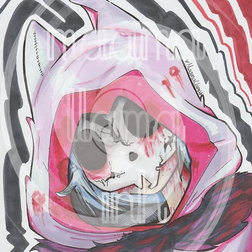 Hatsumi Print