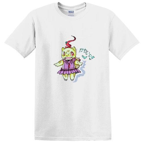 Bulbasaur Fanart T-shirt
