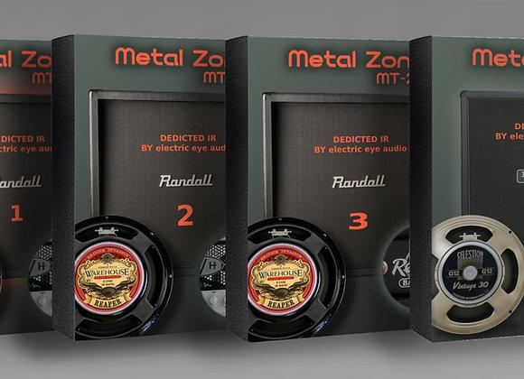 Metal Zone IR pack