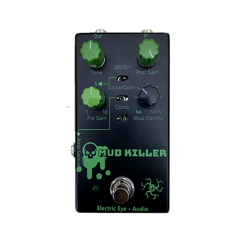 Mud Killer B Stock