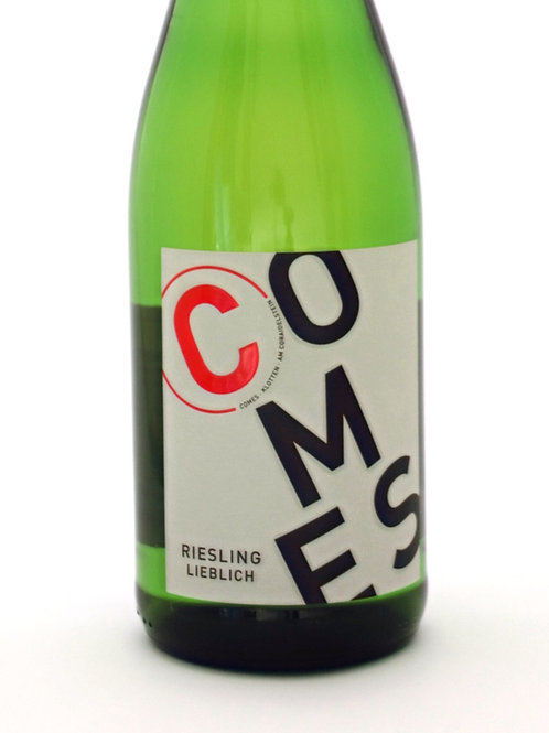 2018 COMES-Riesling (fruchtsüß) / Klottener Rosenberg