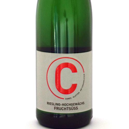 2019 Riesling-Hochgewächs (fruchtsüß) / Klottener Brauneberg 0,75l