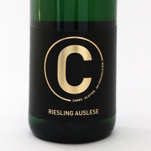 2018 Riesling Auslese (edelsüß) / Klottener Brauneberg 0.75l