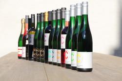 Flaschen schräg 1