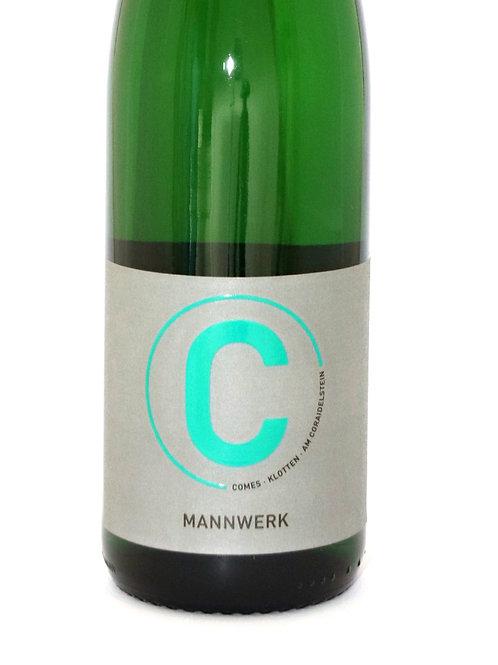 2019 MANNWERK Weißer Burgunder (trocken) 0,75l