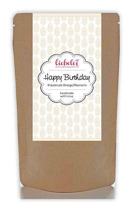 Happy Birthday Nachfüllpackung