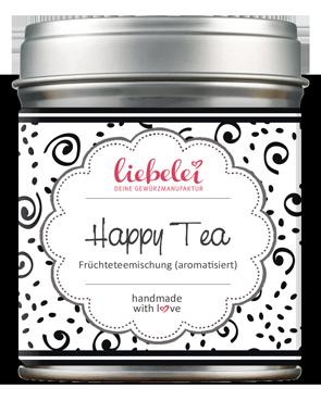 Happy Tea Früchteteemischung