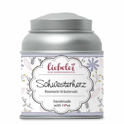 Schwesterherz Rosmarin Kräutersalz