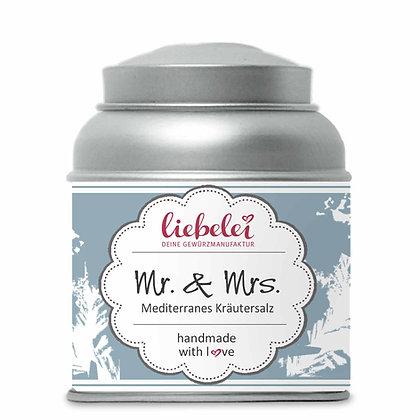 Mr. & Mrs. Mediterranes Kräutersalz