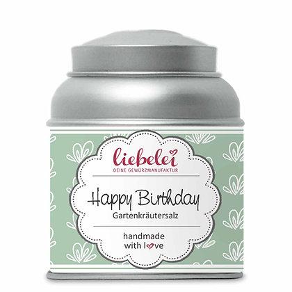 Happy Birthday Gartenkräutersalz