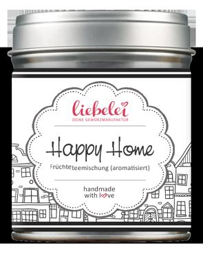 Happy Home Früchteteemischung