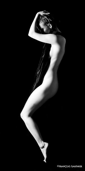 BODY-SCAPING  Photographer : François Gauthier Model : Margo Ganassa7099879337375_240081063741331