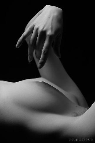 BODYSCAPE  Photographer : André Barette Model : Margo Ganassa