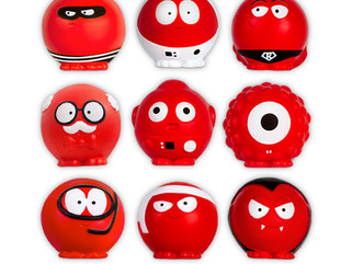 Acorn House Red nose udpate