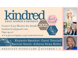 Kindred Women's Retreat