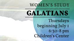 Galatians Women Study